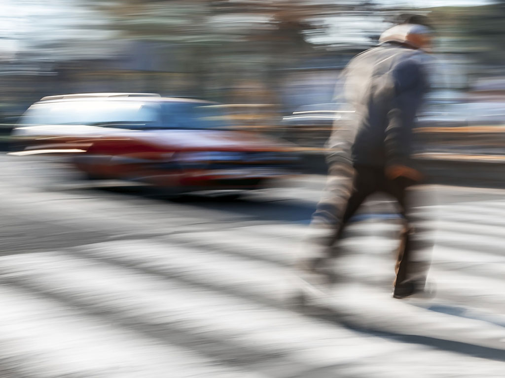How To Avoid Getting Injured As A Pedestrian In A Car Accident