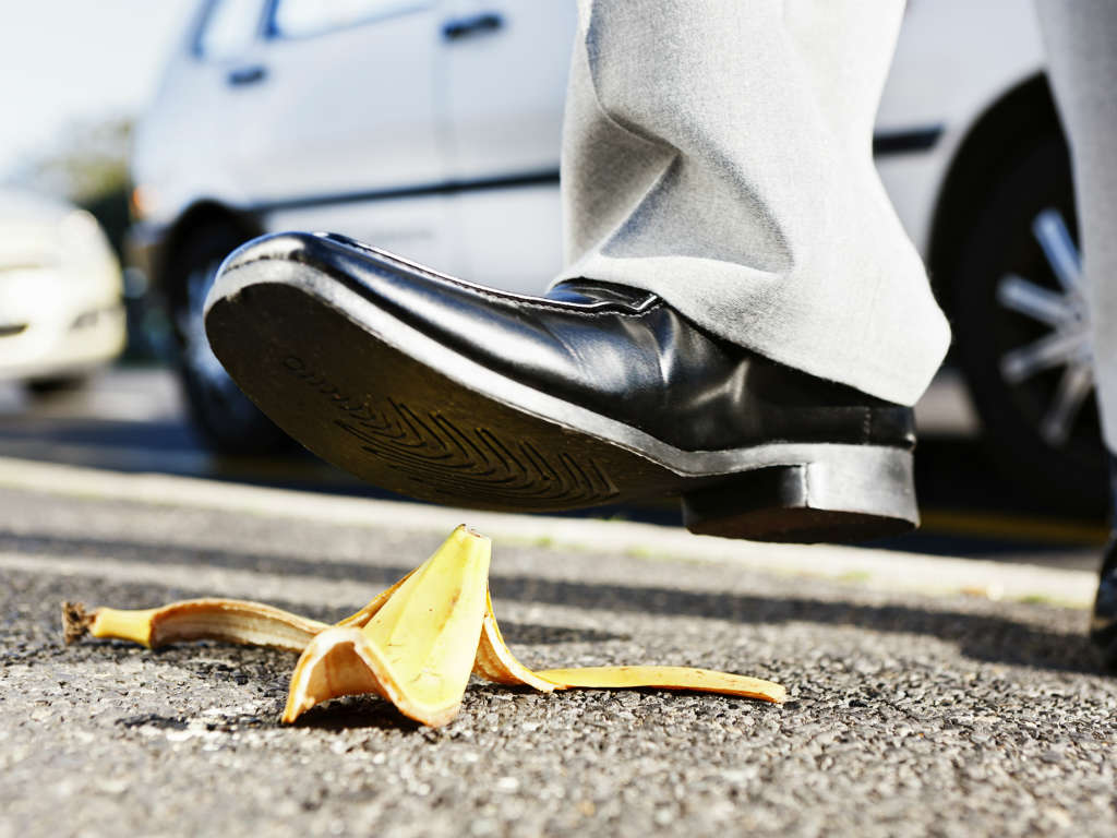 premises liability laws in Ontario relating to slip and fall